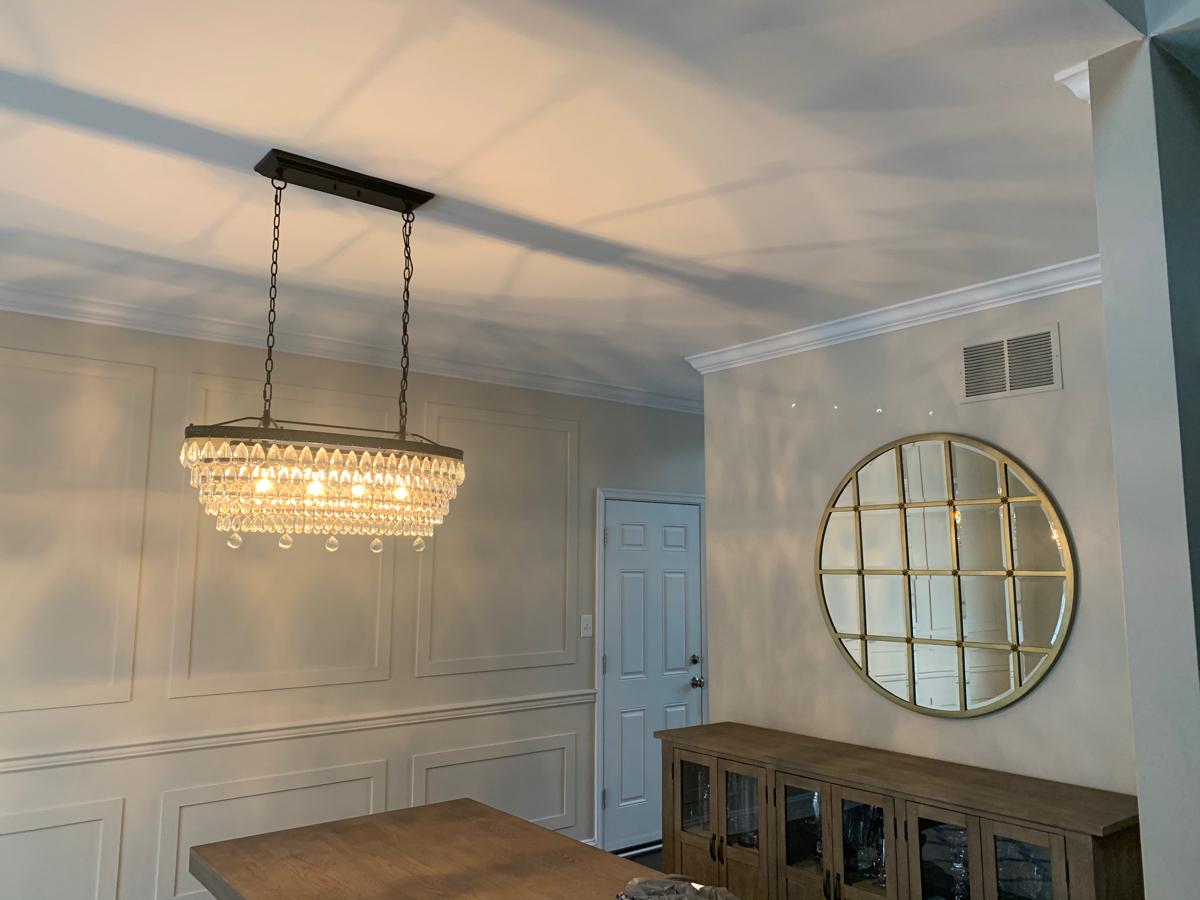 Dining-Room-Monochromatic-Shadowbox-Allentown